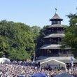 Biergarten am Chinesischen Turm - München