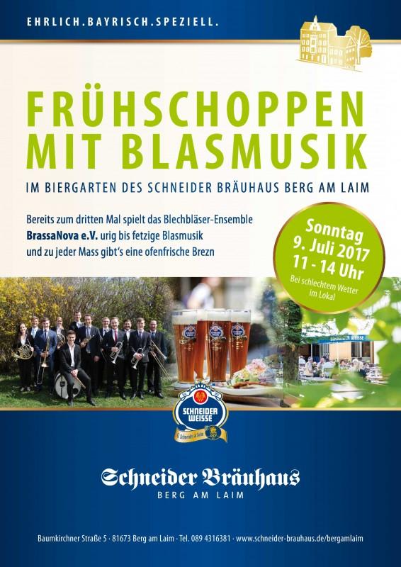 Schneider Brauhaus Berg Am Laim Biergarten In 81673 Munchen Alle Biergarten In Bayern Biergartenfreunde