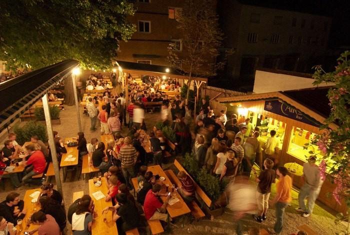 Cairo Kneipe Bühne Biergarten Biergarten In 94315 Straubing Alle
