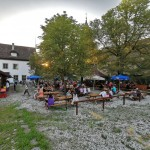 Biergarten Klosterwirt Polling