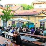 Biergarten am Muffatwerk - München