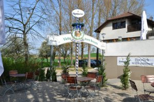 Biergarten Asperg - Naturfreundehaus