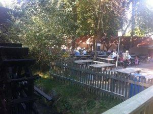Biergarten Mühlenpark